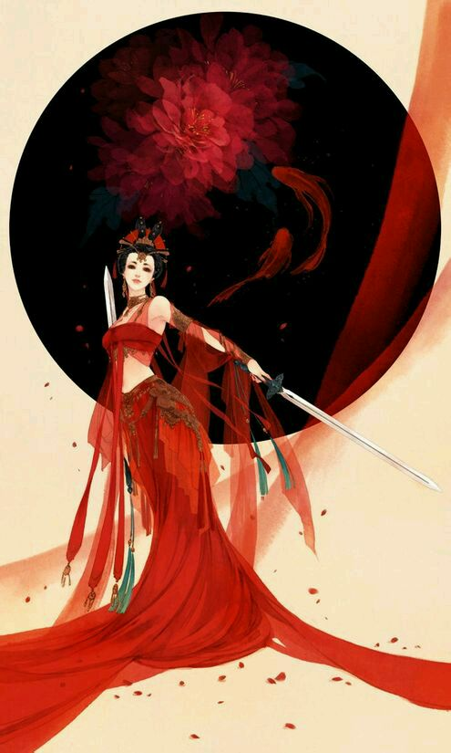 红衣杀阡陌图片_求图。红衣侠女,白衣琴师、男女成亲、男主杀掉女主的古风 ...