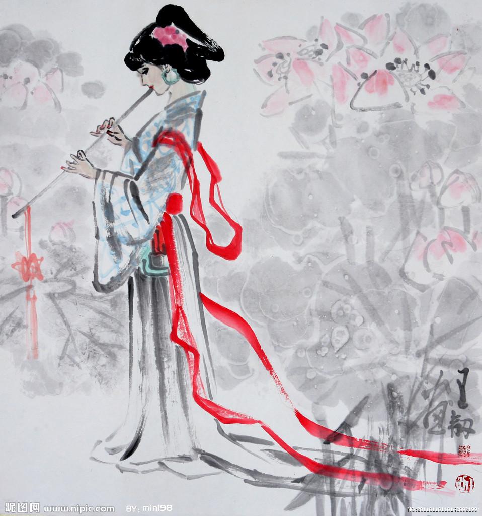 美女三十六式春图_古代女子的丹青图片展示_古代女子的丹青相关图片下载