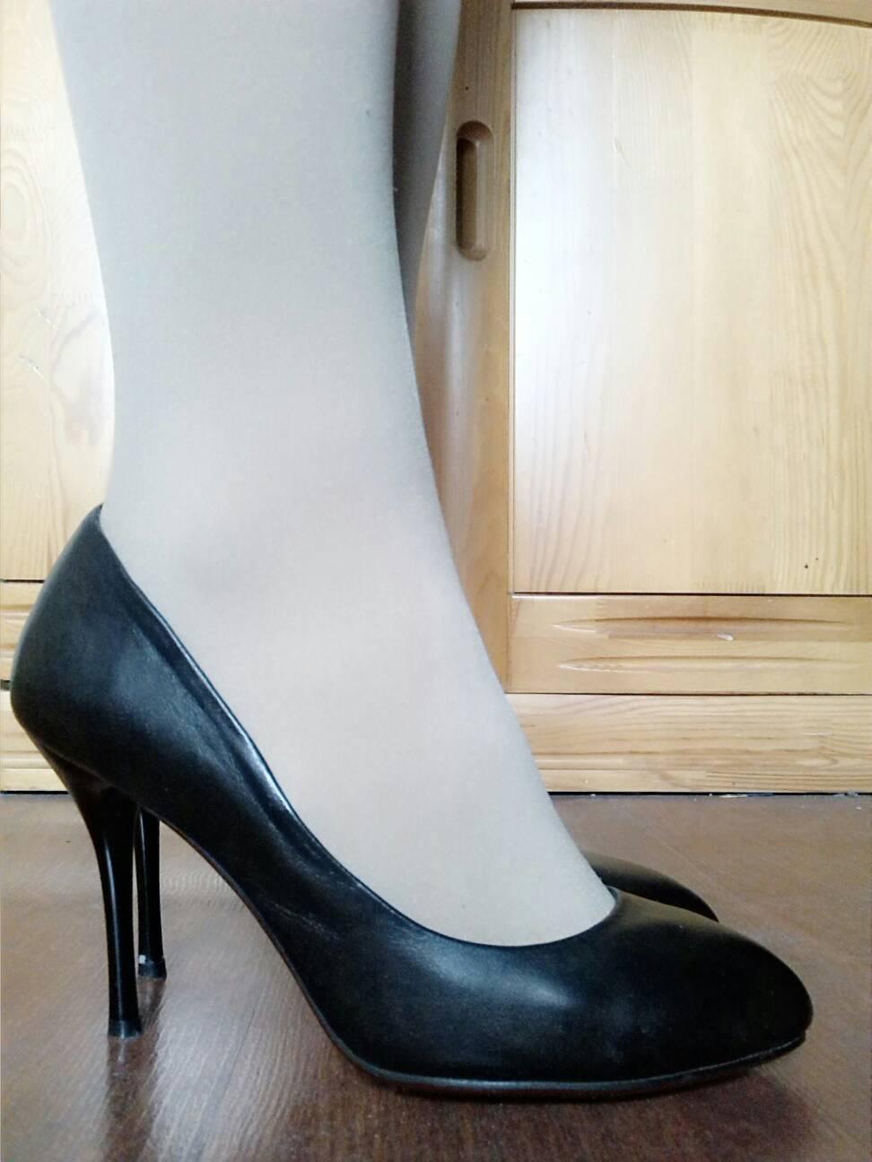 1 分鐘前 芭蕾love炫舞|來自手機知道|六級 這是我的高跟鞋,9厘米的圖片