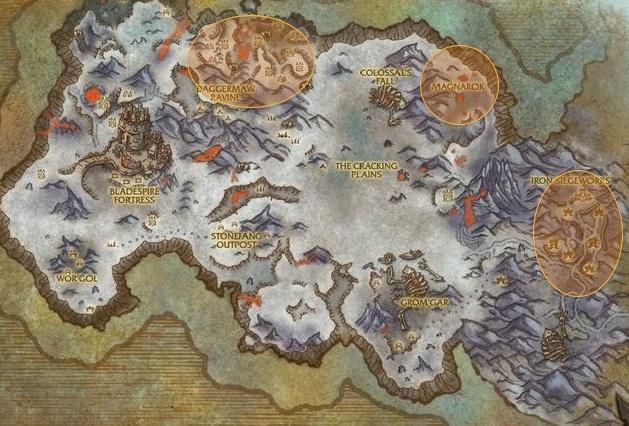 霜狼乳牙_魔兽世界6.0霜狼兽人声望怎么刷