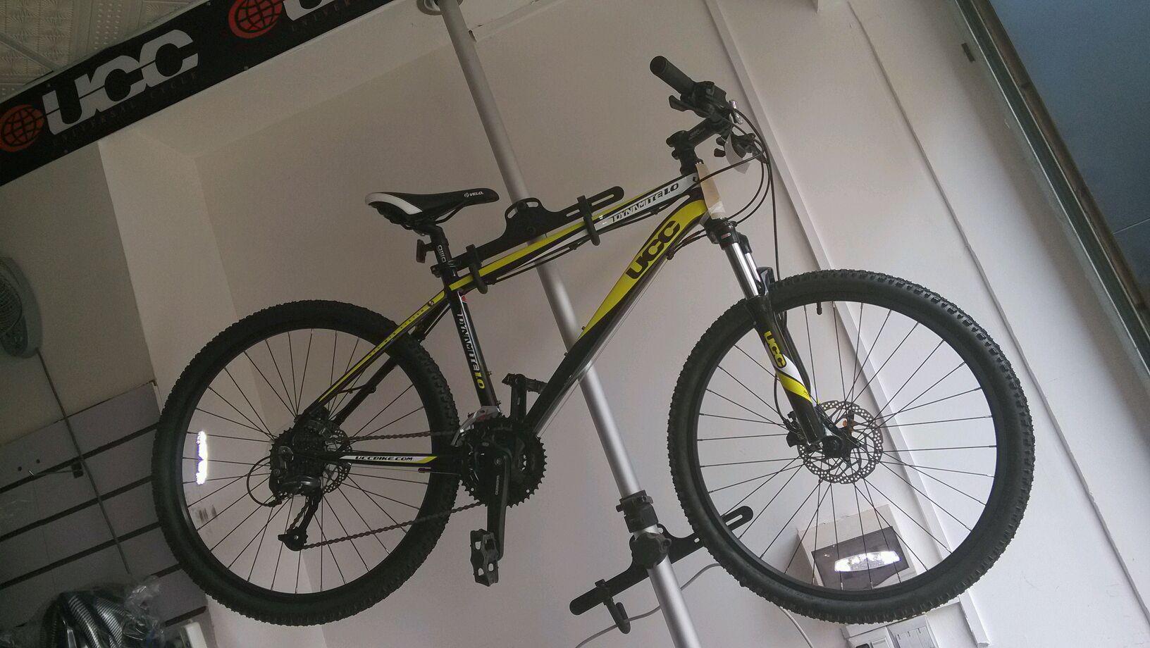 ucc自行车官网_UCC环球自行车13款德曼特1.0的图片谁有_百度知道