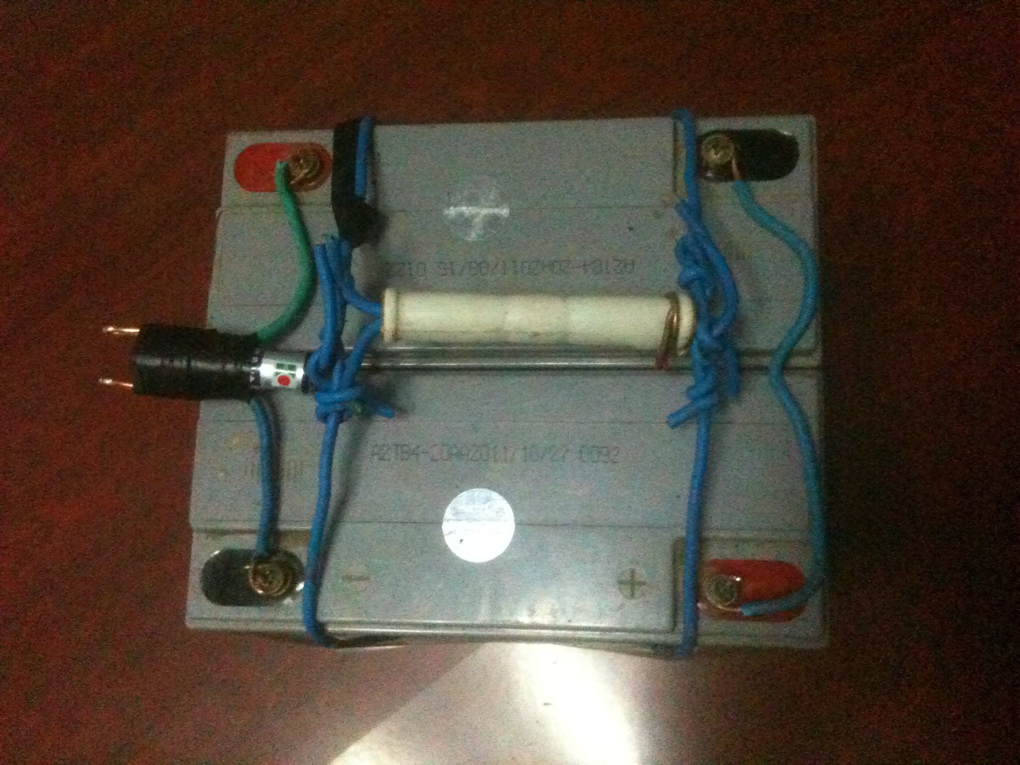 48v電動車電池可以再串聯上一塊12v的電池嗎? 48v+12v圖片