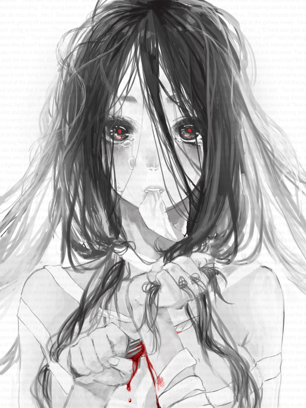 美x穴p_怎么画美少女的头发