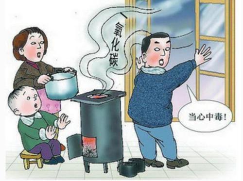 吸入一氧化碳多少才会中毒