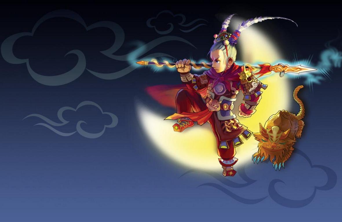梦幻西游大唐豪侠9_梦幻化境的资料片神天兵主题图片_百度知道