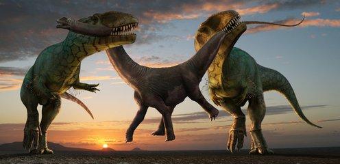 恐龙世界_《恐龙世界》恐龙真的是冷血的么?