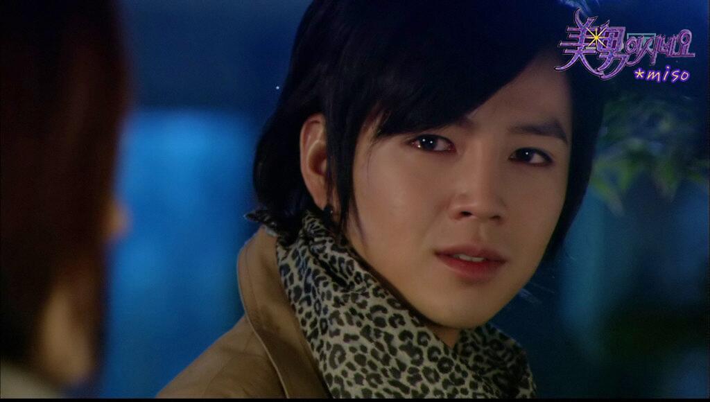 uhey原来是美男_谁能告诉我《原来是美男啊》韩版中的主要内容是什么?_百度知道