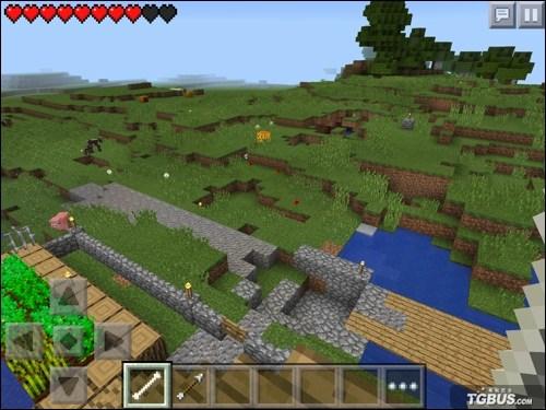 巨型村庄种子_我的世界出生在村庄旁边村庄在平原上的地图种子