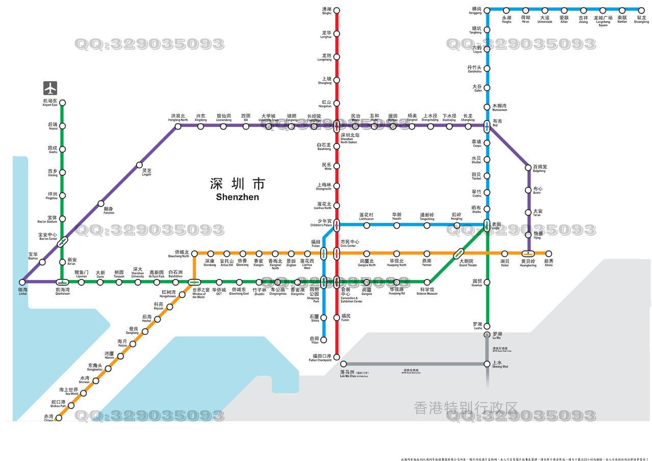 深圳地图线路_评论