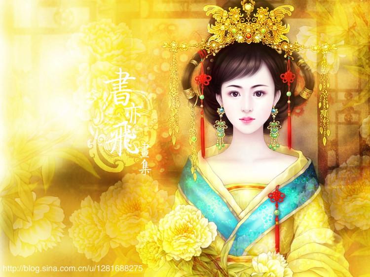 清朝皇帝龙根磨妃子_古代妃子图片展示_古代妃子相关图片下载