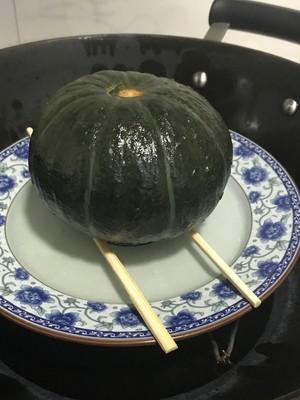 清蒸贝贝小南瓜的做法步骤图,怎么做好吃