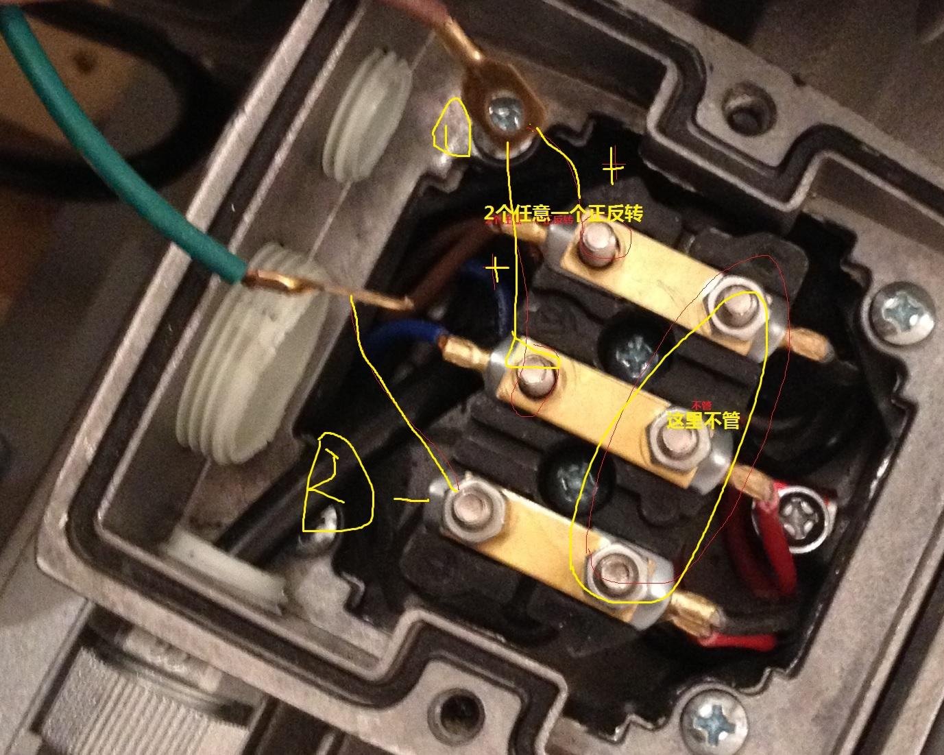 三相电动机绕组接法_三相电机改了单相电源线怎么接_百度知道