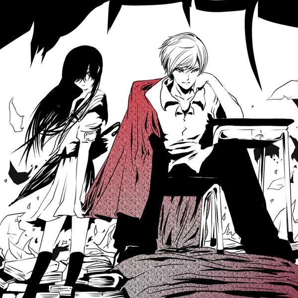 动漫黑白福利漫画_日本黑白四格漫画 黑白福利禁漫画 成人黑白漫画福利图图片