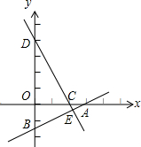 �y�e����ab�`e�/d���yab_已知:如图一次函数y=12x-3的图象与x轴、y轴分别交于A、B两点,过