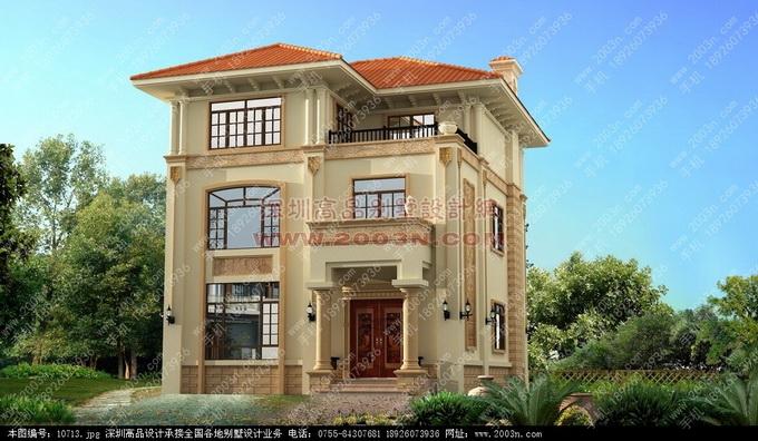 大胆创别墅才会大栋_现在农村盖一栋三层别墅需要多少资金呢?