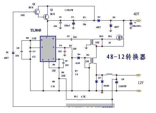 转换_电路图如何转换为电路板上的图纸