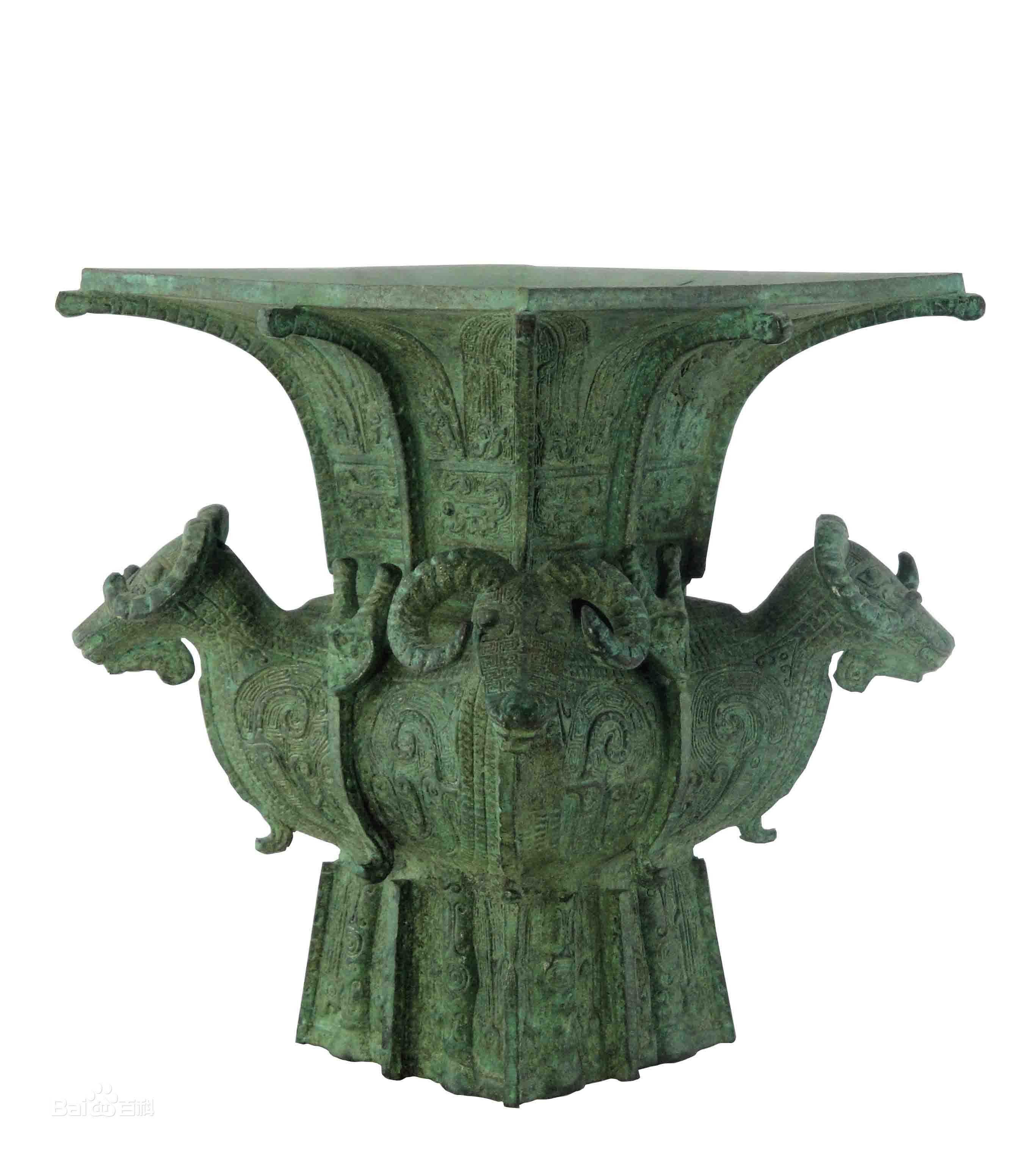 西周青铜器的特点_西周青铜器酒杯叫什么_百度知道