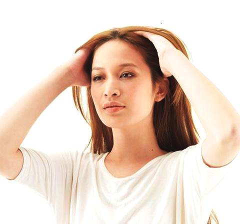 每天都掉头发是怎么回事?