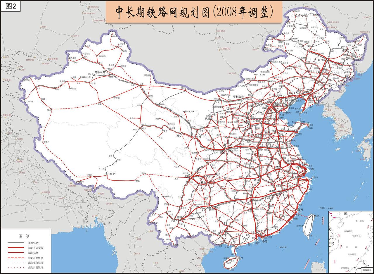 江西省铁路规划调整_关于我国中部地区十二五铁路规划的详细资料。_百度知道