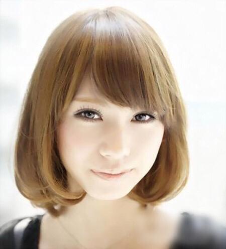中亚麻金棕色_金棕色头发图片展示_金棕色头发相关图片下载