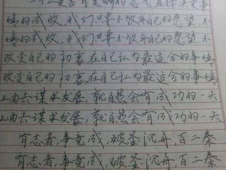 按默認排序 3條回答  1 分鐘前  十四級 手寫體鋼筆字行書,寫圖片