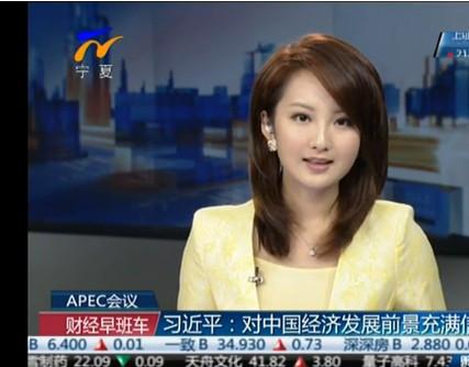 87.6主持人朱红_宁夏电视台的这个主持人是谁-