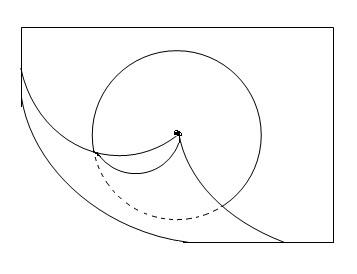 一笔画成的logo_怎样才能一笔画成圆锥的俯视图.