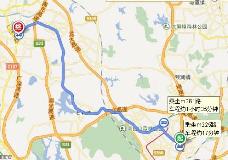 南山区街道分布�_从水斗富豪新村到深圳市南山区南头街道应坐什么公交车?
