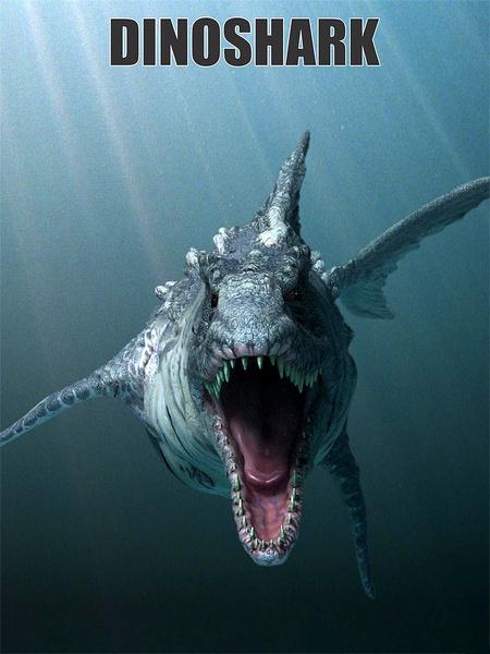 鲨鱼海洋电影_远古鲨鱼|海洋里最\恐怖\的5种史前动物, 图1的最的鲨鱼25万年前 ...