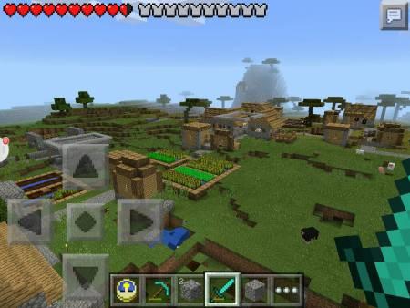 巨型村庄种子_种子 回答 我给你一个更好的   yycan   出生直走有一个村庄过一会另