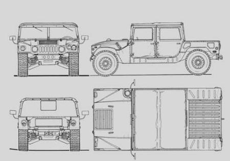 三帮三视网_谁有悍马和美国步兵战车的三视图