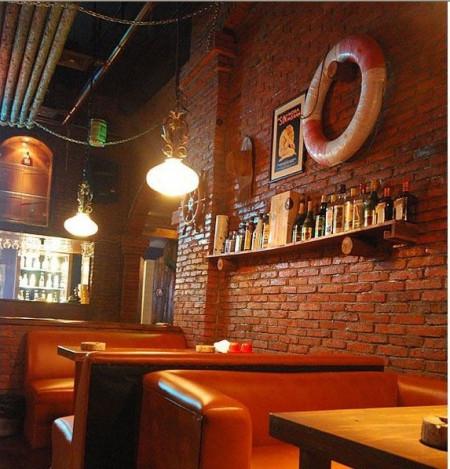 酒吧装修现在有种类似红砖材质的(我只知道普通的红砖