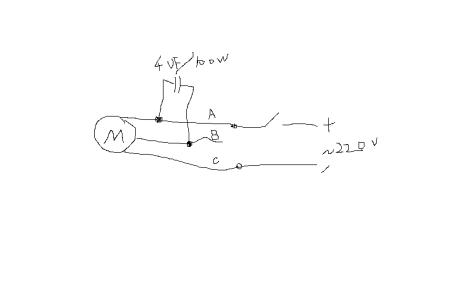 三级囹�a�_工业缝纫机380v三相电机改220v单相电,加电容应加多大