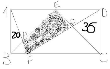 福字囹�a�i)�aj_2014-09-23 如图,四边形abfe和四边形cdef都是长方形,ab的长时4厘米
