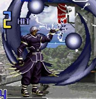 電腦游戲 拳皇 里面有高尼茨 伊格尼茲 真zero!圖片