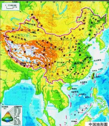 地震带分布图高清_中国地图山脉高清图_美女吧