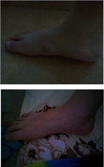 女生的逼在下体的哪里_各位高手来看一下啊,上面图片男生的脚大还是下面图片女生的脚大啊?