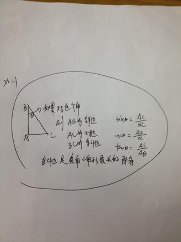 下载中心_sin=对比斜cos=邻比斜tan=对比邻在直角三角形里对边,斜边,邻边分别 ...