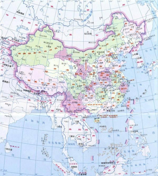 郑州武汉地图_用中国地图确定下列经纬度是什么城市_百度知道
