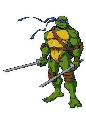 忍者神龟人物名字_忍者神龟各龟名字_百度知道