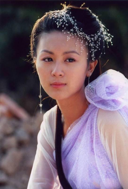 tvb女演员及照片_谁知道这个TVB女演员的名字?_百度知道