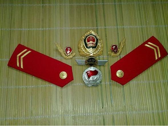 武警消防臂章图_请问 中国消防员(消防战士)有特殊的徽章或者肩章或者胸章 ...