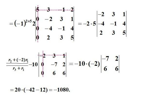 如何求代数余子式_求代数余子式的例子-矩阵的余子式怎么求/代数余子式求逆矩阵 ...