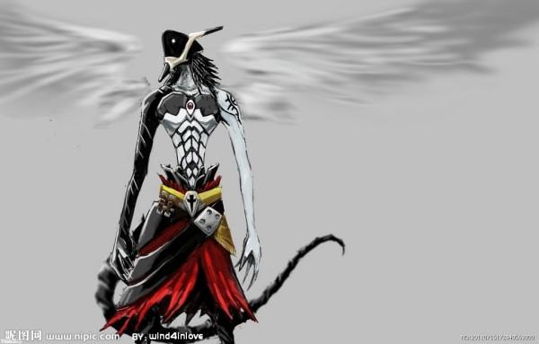 堕落血天使小说_请问有没有几张男天使站在黄昏下的玄幻图片,现在很急啊,要 ...