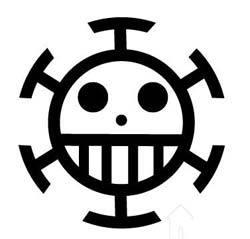 海贼王劳的标志_海贼王劳与路飞同盟的目的是什么?_百度知道
