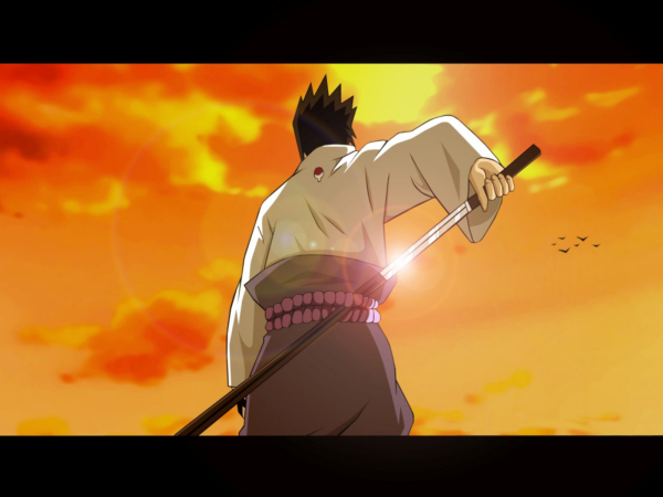 拔剑gif_宇智波佐助的图片,好看一点的,带剑,最好是要拔剑的时候 ...