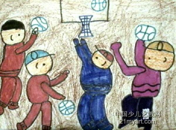 有关春节的图画_关于运动的儿童画_百度知道