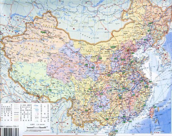 中国地图全图_中国地图全图_百度知道