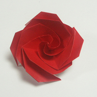 怎样用纸做玫瑰花_怎么用纸做花_百度知道