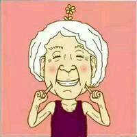 老爷爷头像_卡通老奶奶头像_百度知道